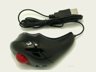 black handheld mouse Y-09A-1