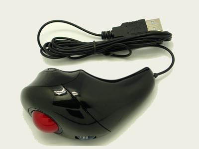 Wired dual-purpose handheld mouse