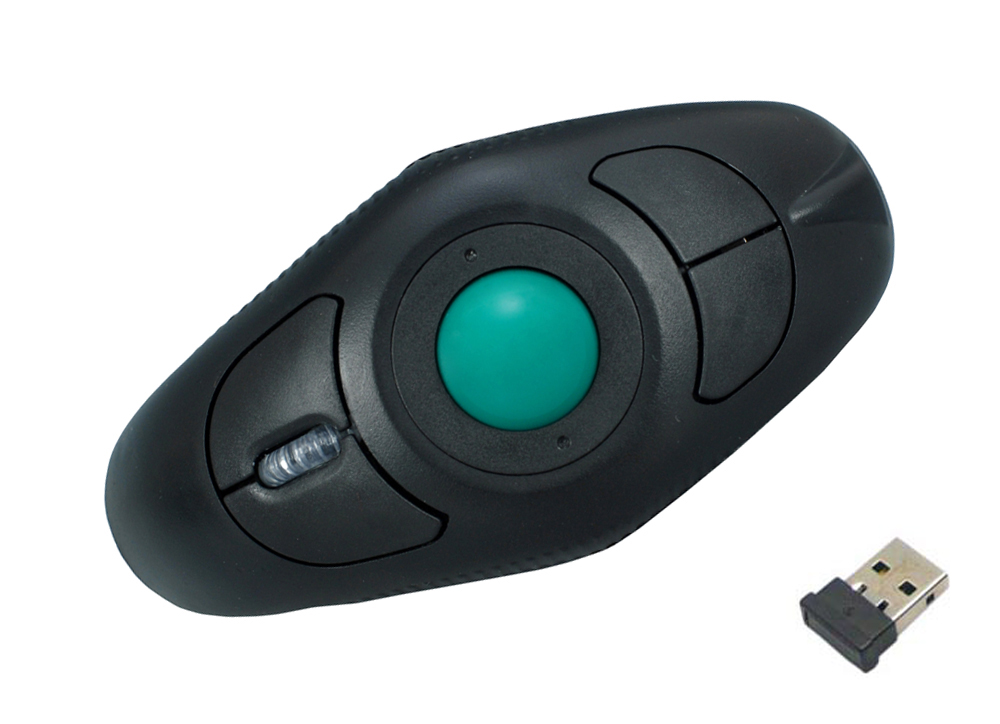 black handheld mouse Y-10W-1